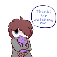 Thanks For Watching me by LunaticLily13