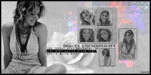 Jessica Biel collage by Sweet83