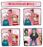 Mistletoe by guardian-angel15