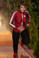 I JOG THEREFORE I AM by zeronemike