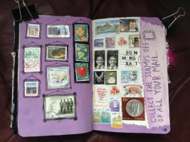 WTJ - Collect The Stamps Off Of All Your Mail by xxblackengelxx