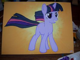 Twilight Sparkle by EquestriaPaintings