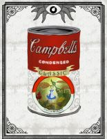 Cambell's for Alice. by wilovil