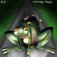 Loveland Frog by eternalsaturn