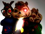 Alvin and the Demonmunks by FireFoxOmicron