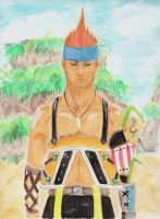 - Wakka - by the-kludge