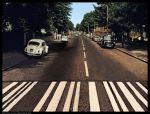 Blank Abbey Road - No Beatles by Rabittooth