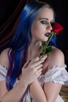 Red Red Rose 5 by MordsithCara