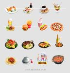 Commision Food by Ekimma