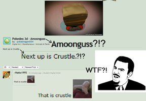 That is Crustle...