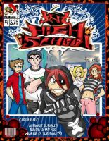 ::TNT HighSchool Cover:: by TaMaGo-TeNsAi