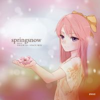 springsnow -2012 Oriental Space Mix- by kimatg
