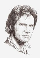 HARRISON FORD in 35 mins by MalevolentNate