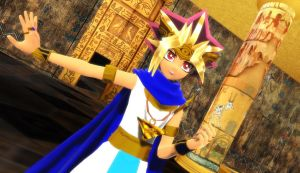 MMD Yu-Gi-Oh-Fixing Atem-4 COMPLETE by YugixYamiLove4ever