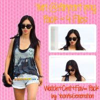 Yuri@Airport PNG Pack by YoonAsGeneration