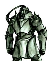 Alphonse Elric by Cloudy-wolf