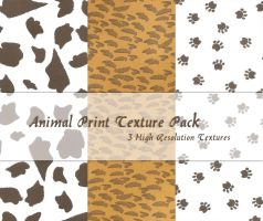 Animal Print Texture Pack by powerpuffjazz