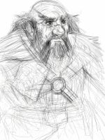 Dwalin  by vincentsdeviantart