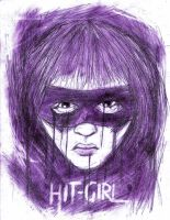 HIT-GIRL by MovieGeek323