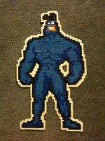 The Tick Bead Sprite by nayrb00