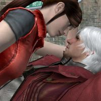 Dante x Claire HELLo beautiful by RyuAensland