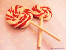 Peppermint Lollies! by Misstymountains