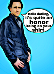 Honor-(Hiddles) by MischievousMonster
