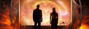 Doctor Who - The End of the World - Header by Guensche