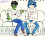 I'm with Stupid by Strabius
