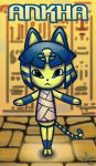 Ankha! by BlueBandanaJake
