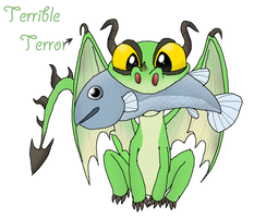 Terrible Terror by Rotommowtom
