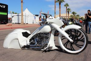 Custom White Bagger by DrivenByChaos