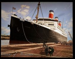 SS Leviathan - Ship of Two Names by RMS-OLYMPIC