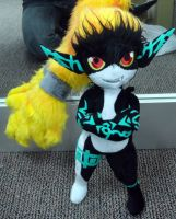 Midna Plush 2 by Cryptic-Enigma