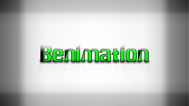 Benimation logo 2013 by Benimation