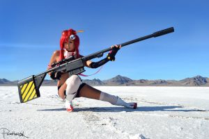 Yoko Littner by ParenthesisX