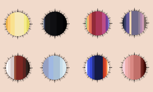 Palette Adopts 9: Lights by TeacupChimera
