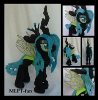 Queen Chrysalis by MLPT-fan