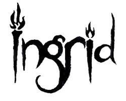 Band Logo: Ingrid by Glacier-Grrl
