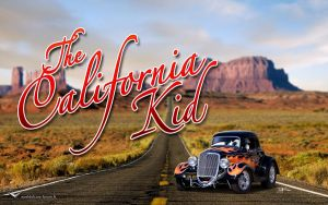 Cars | The California Kid by danyboz