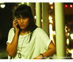 ANSWER MY CALL, PLEASE by varyan