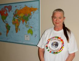 My Multicultural Fest T-Shirt by wolfepaw