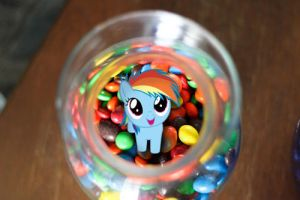 Jar of Sweets - Rainbow Dash by normanb88