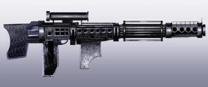 ASSAULT WEAPON by nelson808