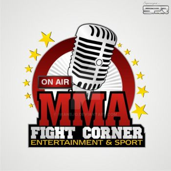 MMA Fight Corner Official Logo by iwanbjo