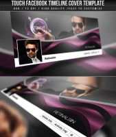 PSD Touch FB Timeline Cover by retinathemes
