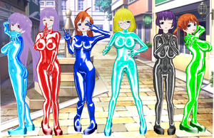 Oppai no Ouja 48 bodysuits no. 1 by quamp
