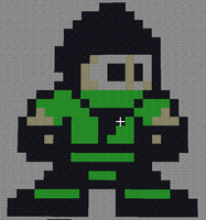 Mortal Kombat's Reptile by AlmightyYogs
