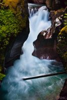Avalanche Gorge by JohnQ45