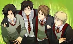 MARAUDERS by fatalis-unus